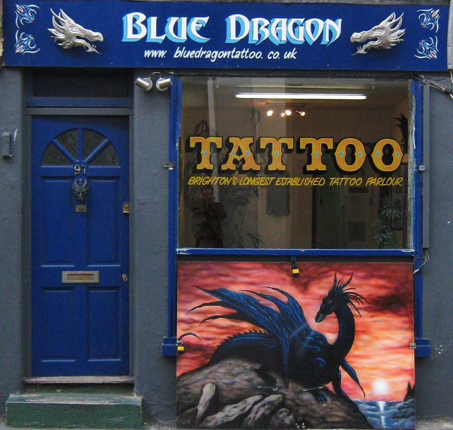 East sussex tattoo studios shops east sussex parlours for Find tattoo parlor