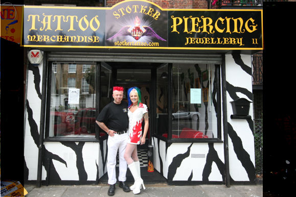London greater london tattoo studios shops london for Find tattoo parlor